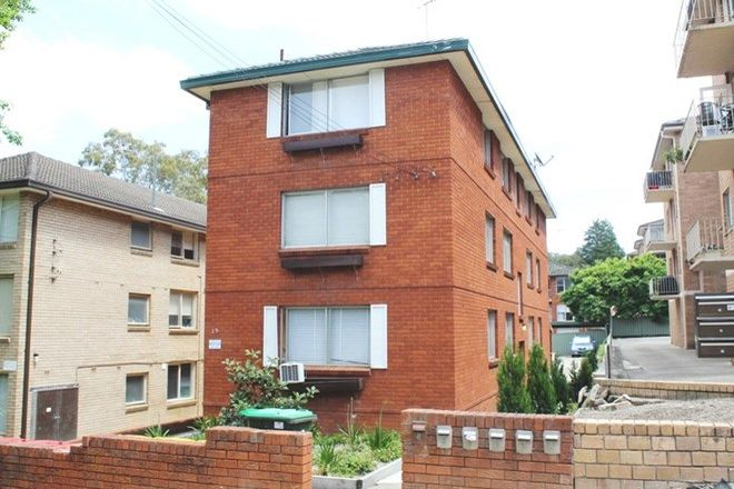 Picture of 4/25 Pearson Street, GLADESVILLE NSW 2111