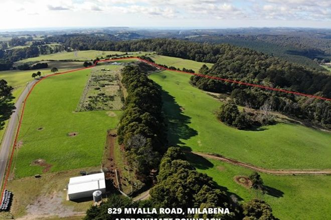 Picture of 829 Myalla Road, MILABENA TAS 7325