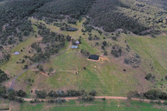 Picture of 168 Long Swamp Road, GOULBURN NSW 2580