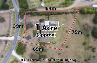 Picture of 8 Djerriwarrh Court, Kurunjang VIC 3337