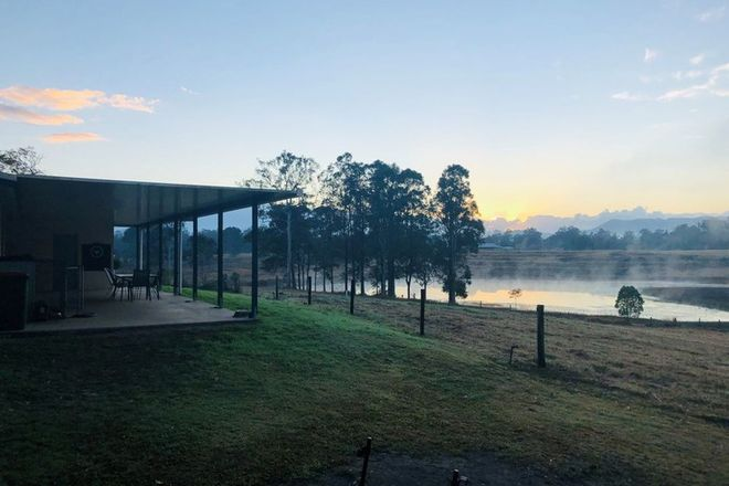 Picture of 196 Keefton Road, KYBONG QLD 4570