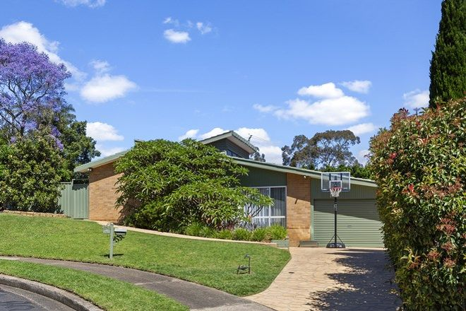 Picture of 4 Joel Place, KINGS LANGLEY NSW 2147