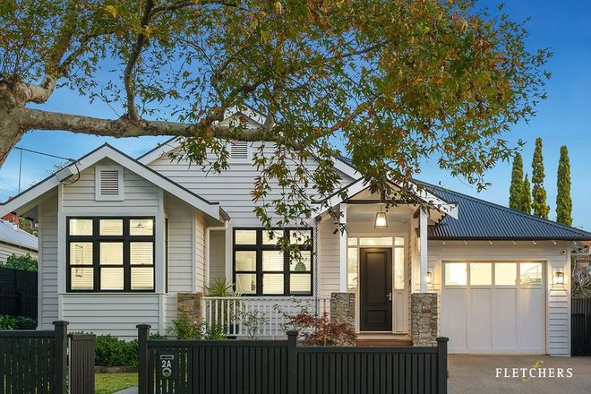 Picture of 2A Golding Street, CANTERBURY VIC 3126