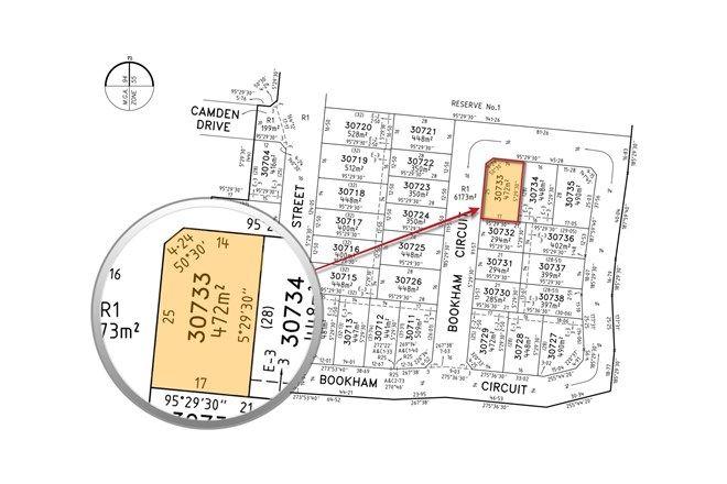 Picture of Lot 30733 Bookham Circuit, KALKALLO VIC 3064