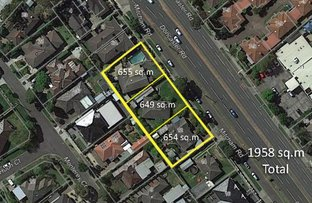 Picture of 8, 10, 12 Mitcham Road, Donvale VIC 3111