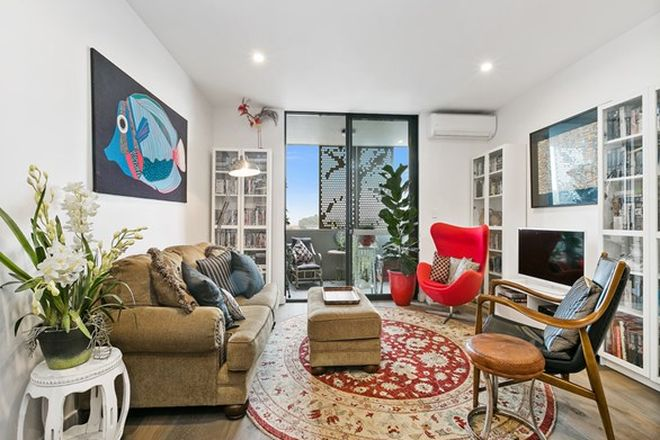 Picture of 212/370 New Canterbury Road, DULWICH HILL NSW 2203