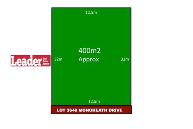 Picture of Lot 3640 Monoheath Drive, MICKLEHAM VIC 3064