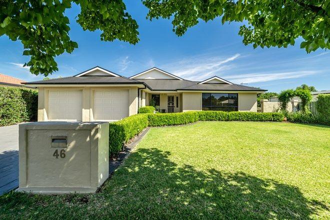 Picture of 46 Castlereagh Avenue, DUBBO NSW 2830
