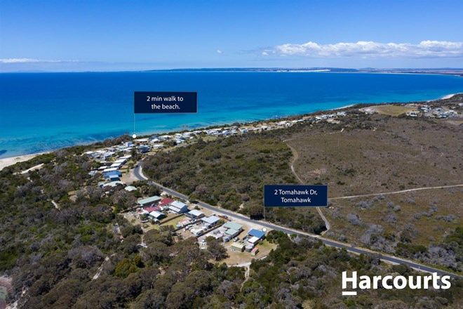Picture of 2 Tomahawk Drive, TOMAHAWK TAS 7262