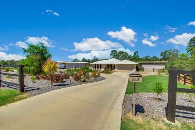 Picture of 345 Jim Whyte Way, BURUA QLD 4680
