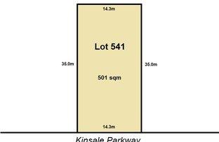 Lot 541 (34)  Kinsale Parkway, Canning Vale WA 6155