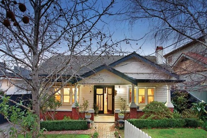 Picture of 27 Woolcock Avenue, KEW EAST VIC 3102