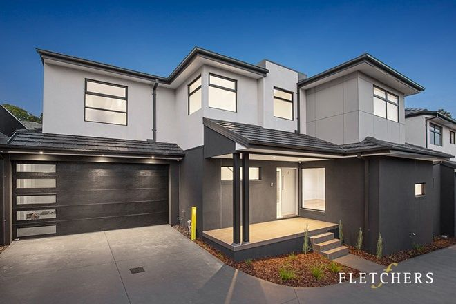 Picture of 2/13 Pettys Lane, DONCASTER VIC 3108
