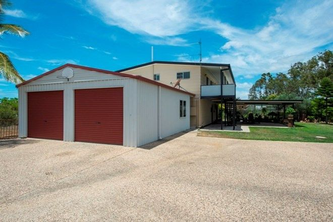 Picture of 43 Helen Crescent, WURDONG HEIGHTS QLD 4680