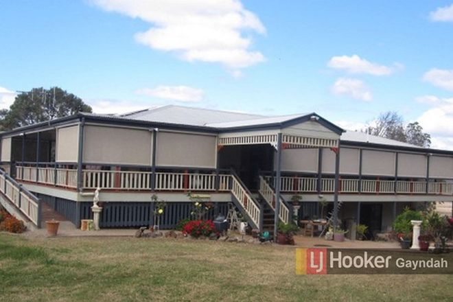 Picture of 134 Bellerts Road, COALSTOUN LAKES QLD 4621
