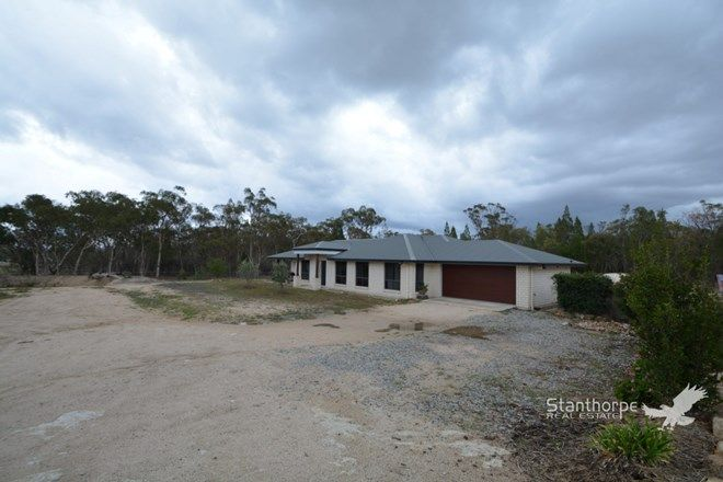 Picture of Lot 2 Back Creek Road, SEVERNLEA QLD 4380