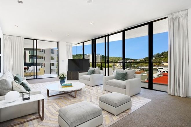 Picture of 2061/2-12 The Esplanade, BURLEIGH HEADS QLD 4220