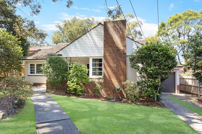 Picture of 36 Kendall Street, PYMBLE NSW 2073