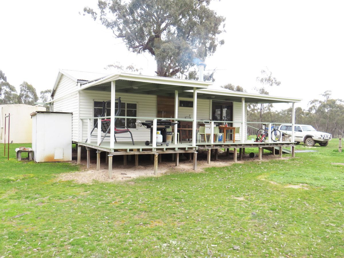 Lot 3 Old Heathcote Road, Cornella VIC 3551, Image 0
