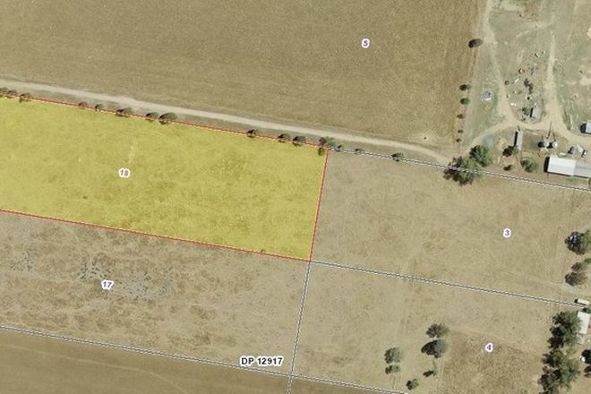 Picture of Lot 18/Part 61 Back Henty Rd, CULCAIRN NSW 2660
