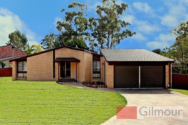 Picture of 80 Showground Road, CASTLE HILL NSW 2154