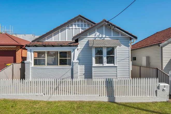 Picture of 3 Thomas Street, MAYFIELD NSW 2304