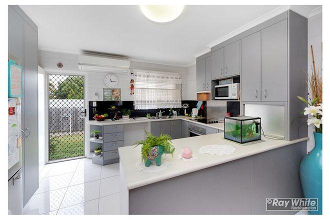 Picture of 1 & 2/381 Fenlon Avenue, FRENCHVILLE QLD 4701