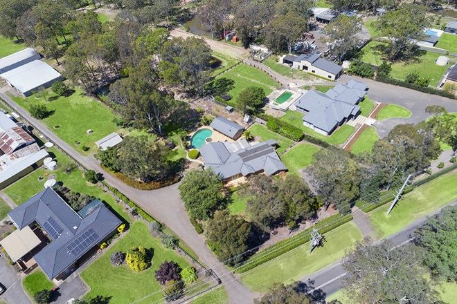 Picture of 188 Pebbly Hill Road, CATTAI NSW 2756