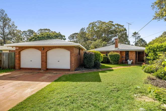 Picture of 3 Bamboo Court, DARLING HEIGHTS QLD 4350