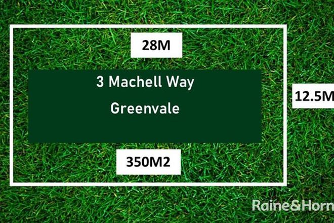 Picture of 3 Machell Way, GREENVALE VIC 3059
