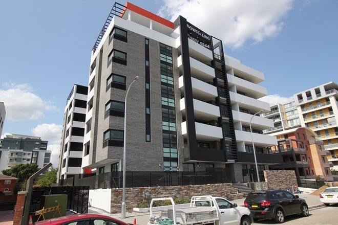 Picture of 53a/4-6 Castlereagh Street, LIVERPOOL NSW 2170