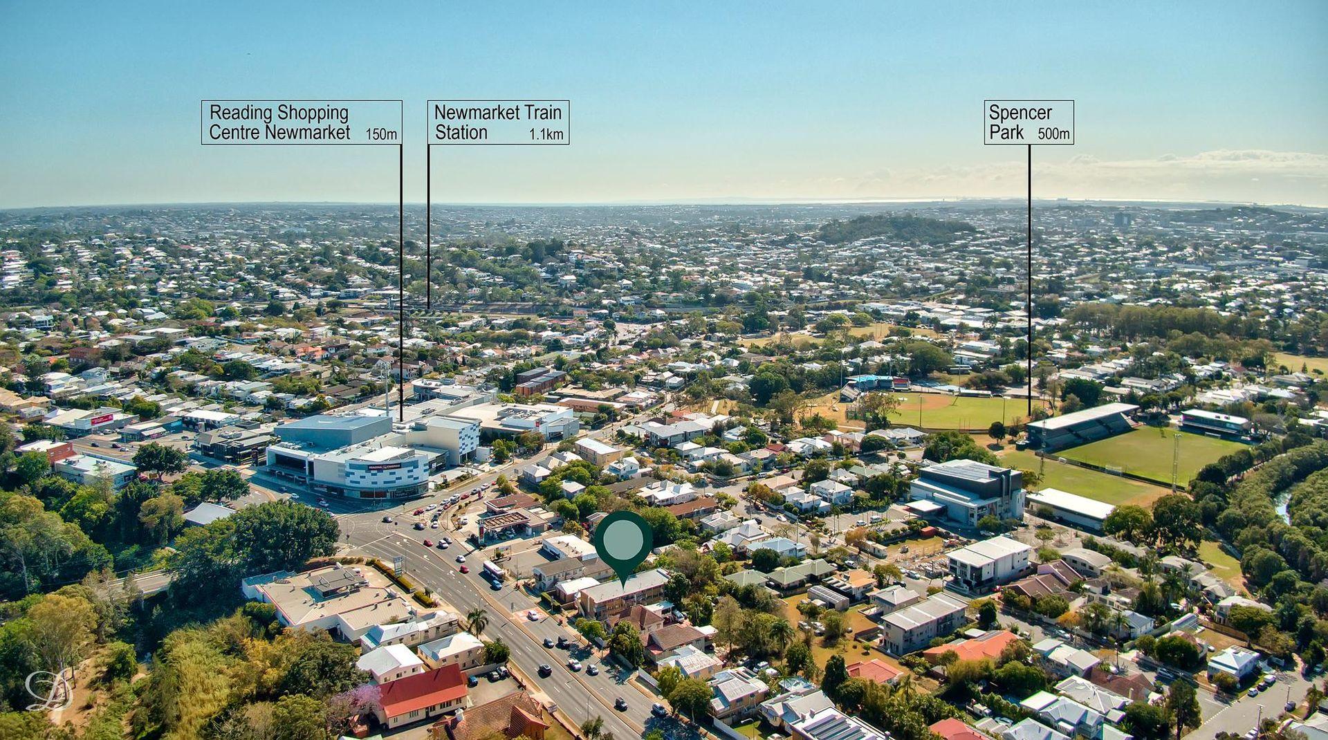 1-8/61 Enoggera Road, Newmarket QLD 4051, Image 2
