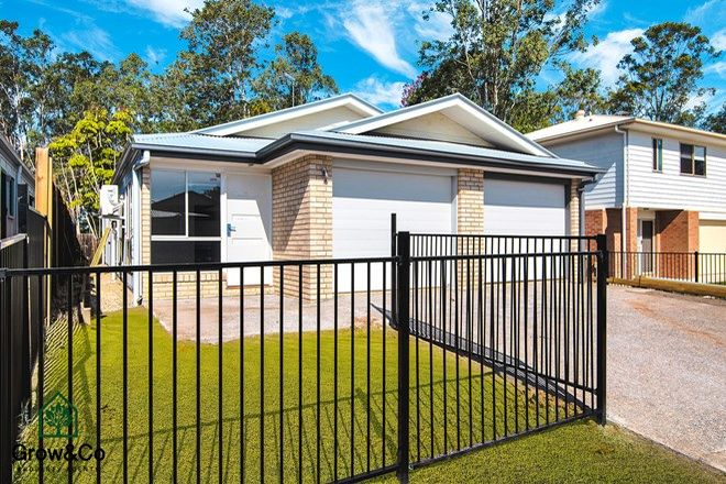 Picture of 52B Rosella Street, LOGANLEA QLD 4131