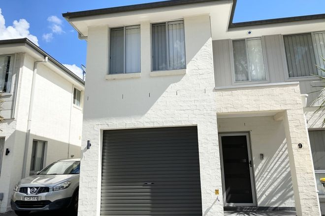 Picture of 9/30 Australis Drive, ROPES CROSSING NSW 2760