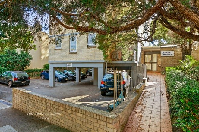 Picture of 44/13 Campbell Avenue, PADDINGTON NSW 2021
