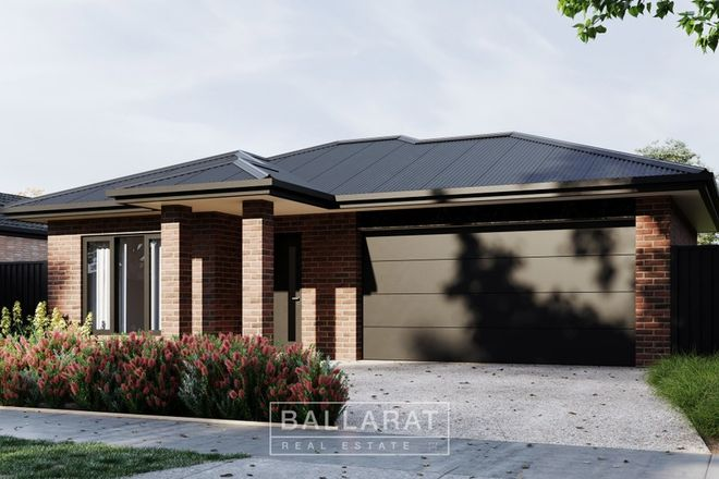 Picture of LOT 8 Grace  Street, MARYBOROUGH VIC 3465