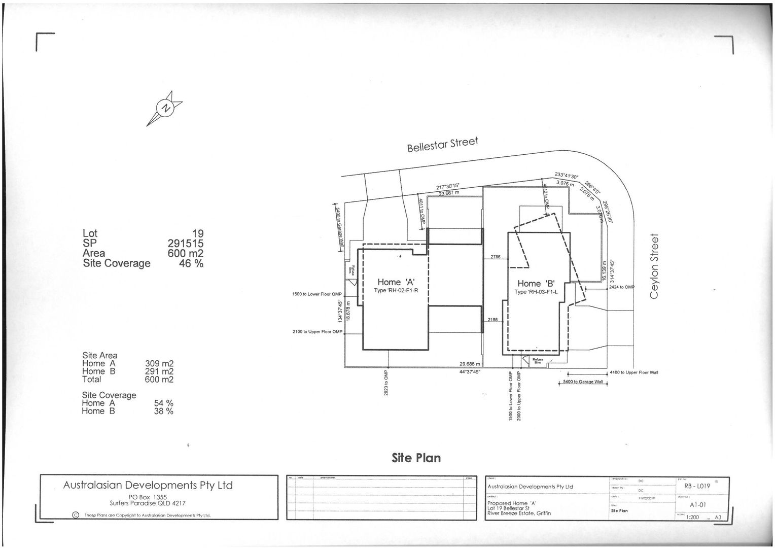 Lot 19 CNR of Bellestar and Ceylon Street, Griffin QLD 4503, Image 2