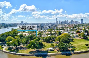 47 Hill End Terrace, West End QLD 4101