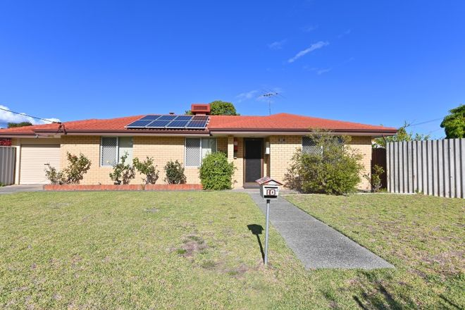 Picture of 10 Puncheon Street, LANGFORD WA 6147