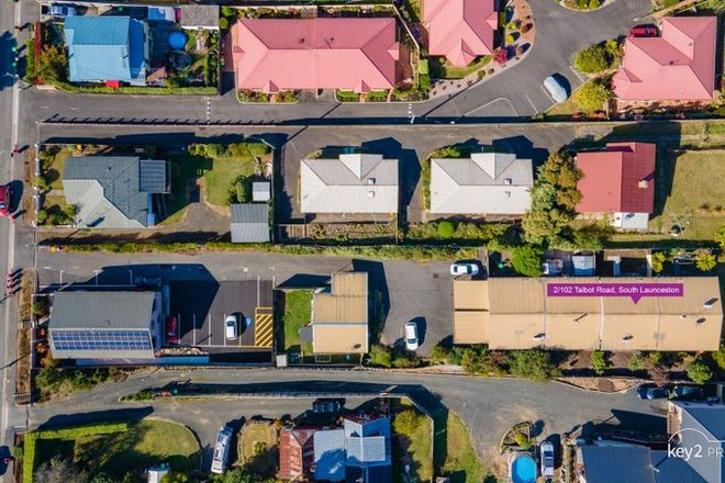 Picture of 2/102 Talbot Road, SOUTH LAUNCESTON TAS 7249