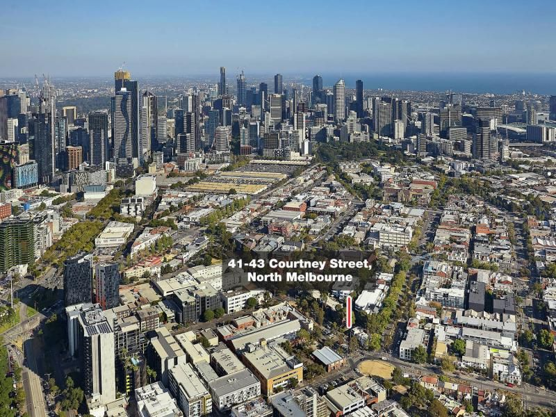 41 & 43 Courtney Street, North Melbourne VIC 3051, Image 1
