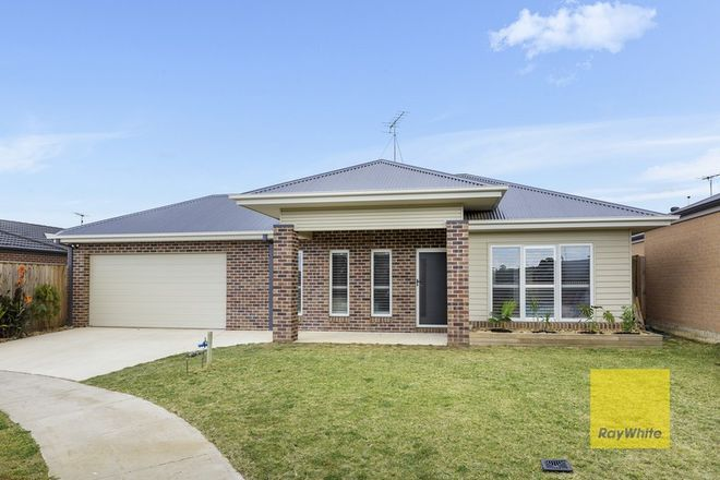 Picture of 7 Leo Court, BANNOCKBURN VIC 3331