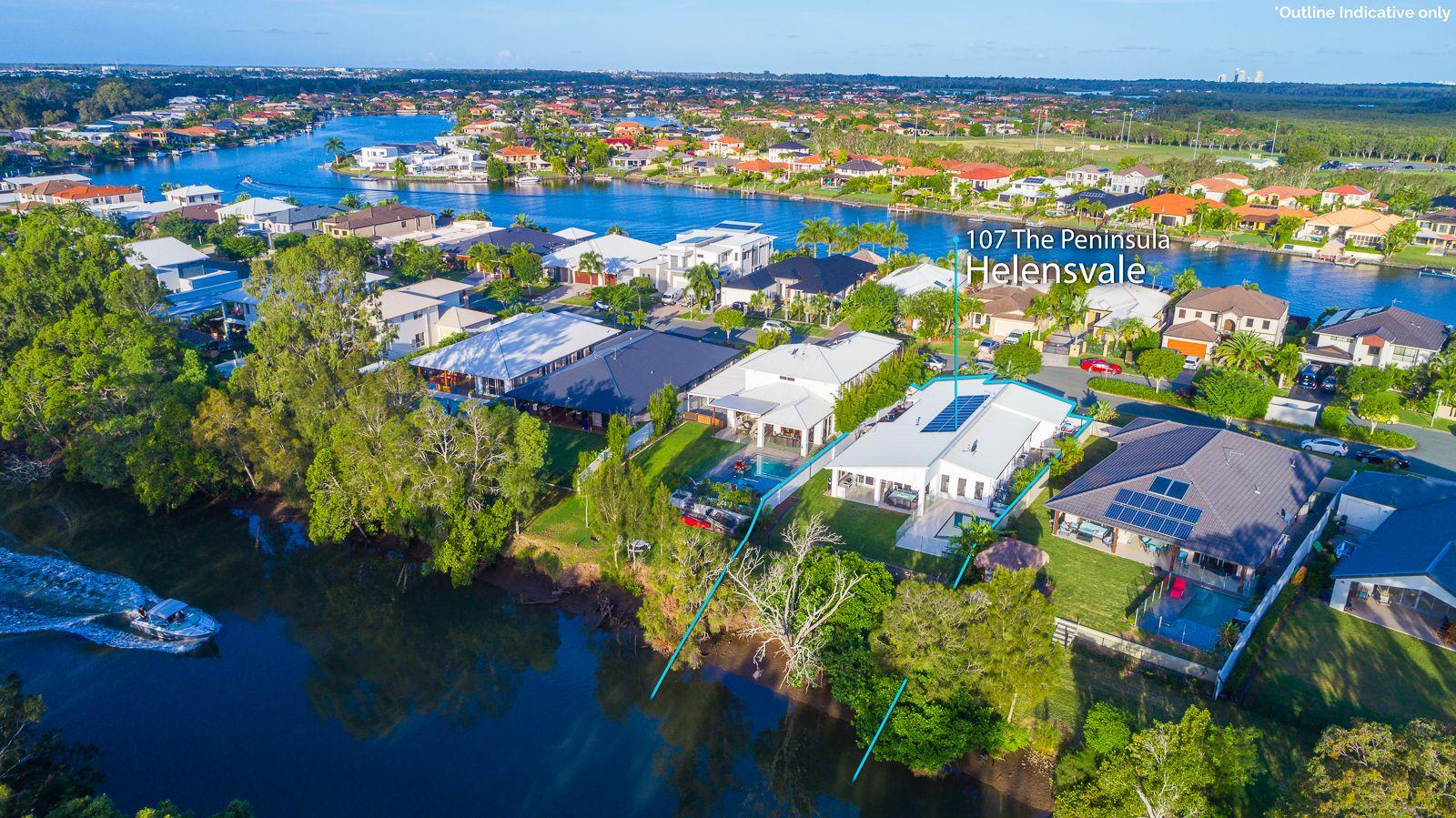 107 The Peninsula, Helensvale QLD 4212, Image 2