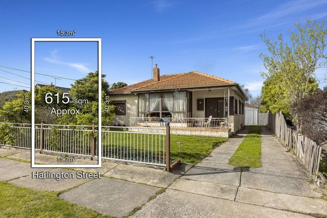 Picture of 18 Harlington Street, CLAYTON VIC 3168
