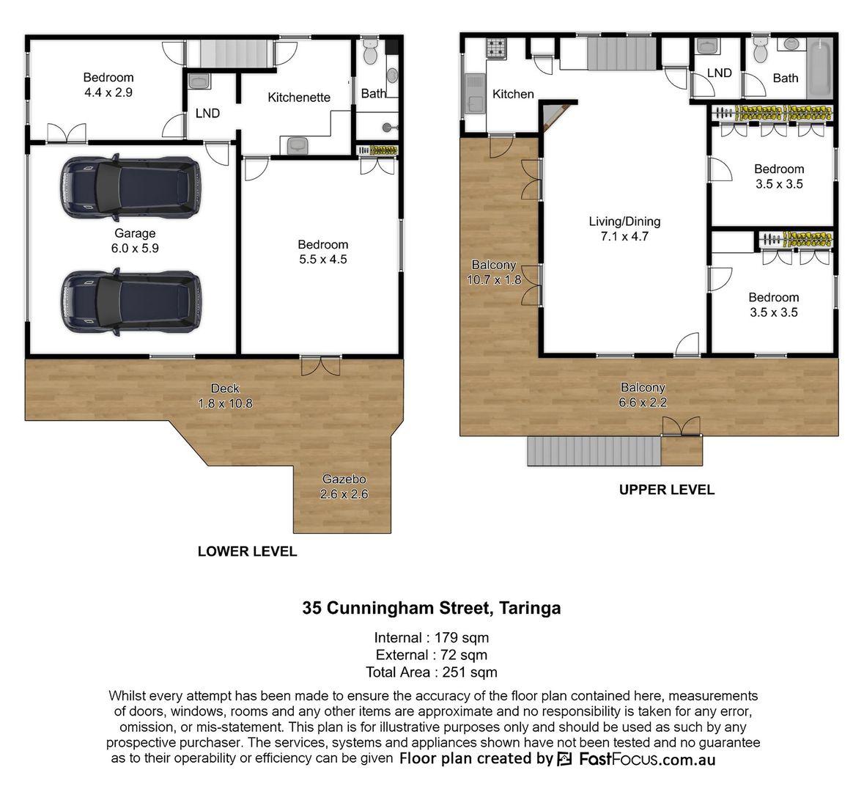 35 Cunningham Street, Taringa QLD 4068, Image 1