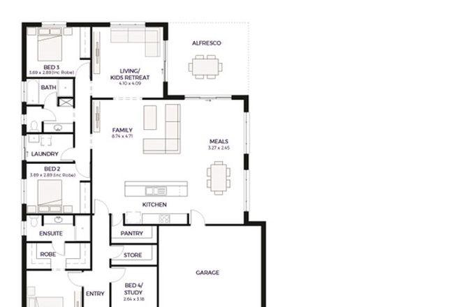 Picture of Lot 284 Ultramarine Place, MOANA SA 5169