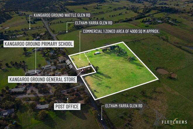 Picture of 284 Eltham Yarra Glen Road, KANGAROO GROUND VIC 3097