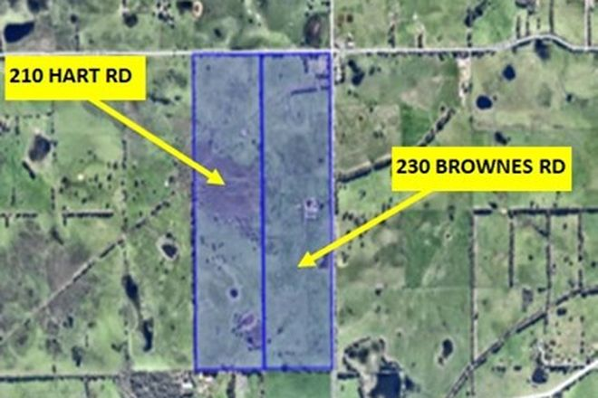 Picture of 230 Brownes Road, WEST COOLUP WA 6214