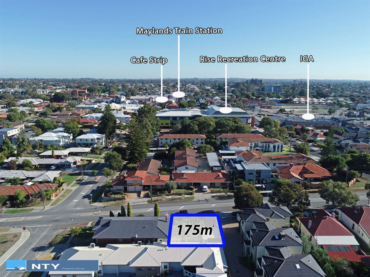 Lot 2/10 Eighth Avenue, Maylands WA 6051, Image 2