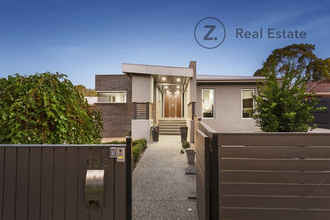 Picture of 136 Haverbrack Drive, MULGRAVE VIC 3170